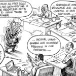CJ Maraga facing Cartoonists' Select Committee