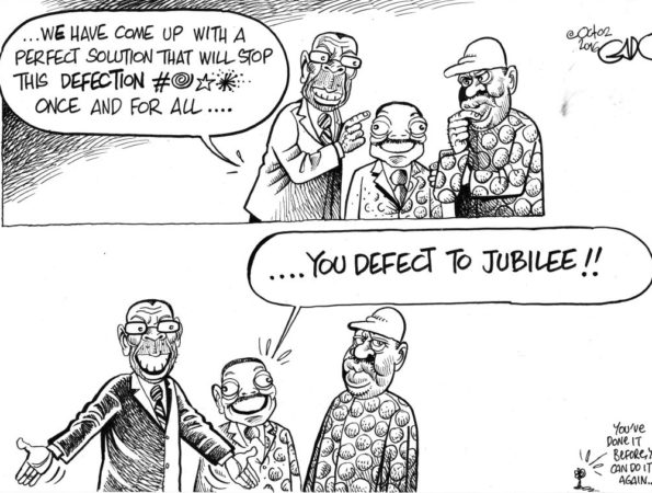 Defection in Cord!