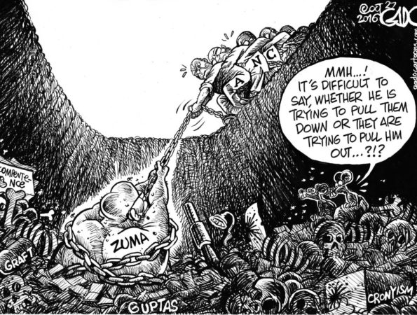 Zuma and the ANC