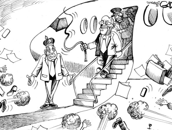 Magufuli Visits Kenya