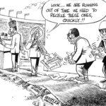 Jubilee's blame game