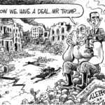 Puttin, Assad, Aleppo and Trump