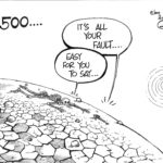 The Year 2500 #ClimateChange