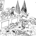 Magufuli and his Cheerleaders