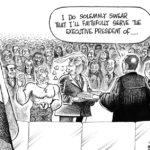 Swearing In Donald Trump