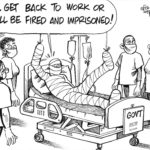 Doctors' Strike in Kenya:  Government Vs Doctors #LipaKamaTender