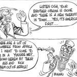 Trump Calls President Buhari Of Nigeria