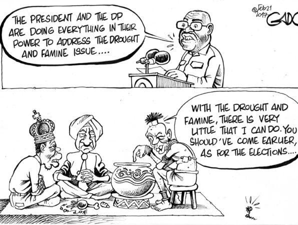 Drought, Famine and Jubilee