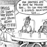 Raila, Uhuru and drugs