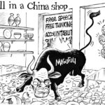 Magufuli -A Bull in China a shop?