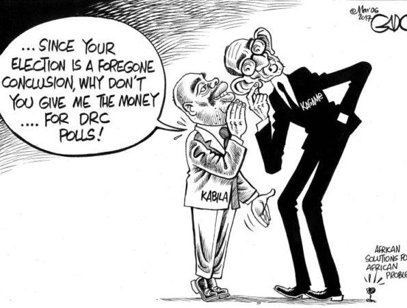 DRC, Rwanda and Elections