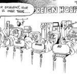 African Chiefs in Foreign Hospitals
