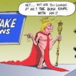 Emperor Tump and Fake News