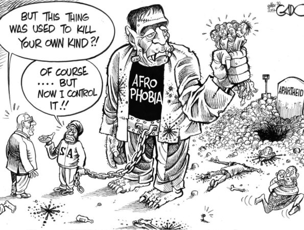 South Africa and AfroPhobia #xenophobia