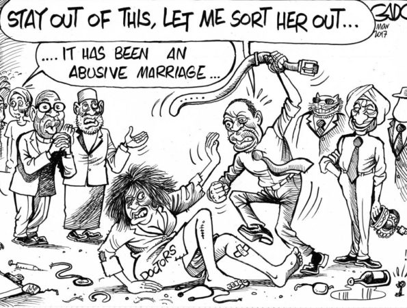Doctors Vs Govt – An Abusive Marriage