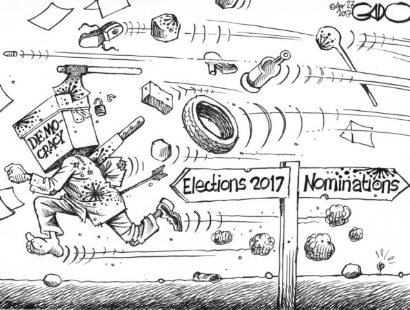 Democracy Under Attack