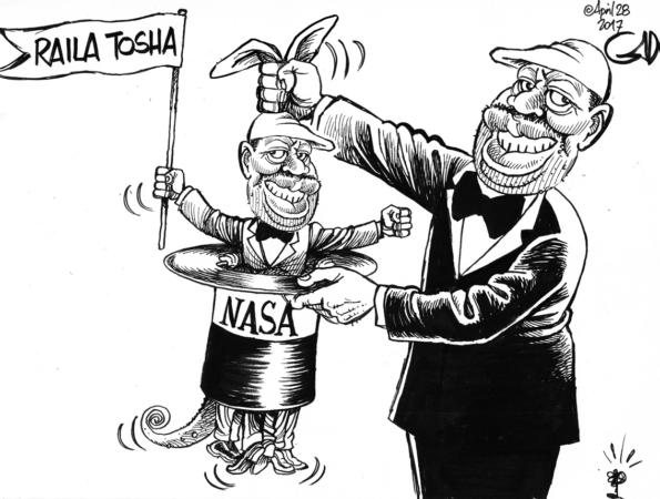 Raila Tosha