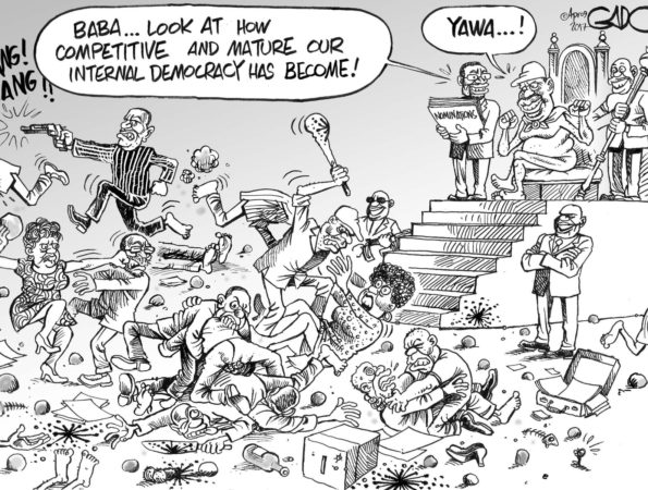 Internal Democracy in ODM