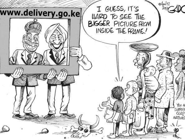 The Bigger Picture #GOKDelivery