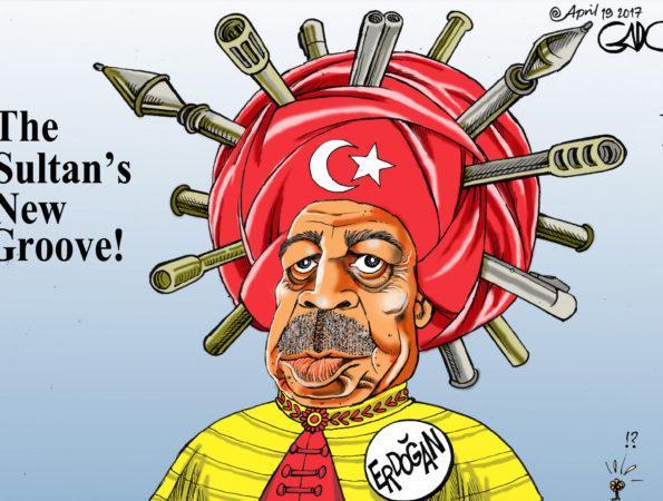 Sultani Na Nguvu Zake Mpya #Turkey