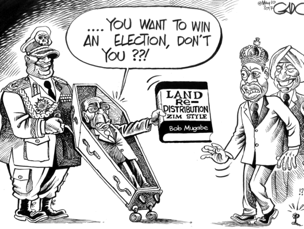 How to win an election – Zim Style