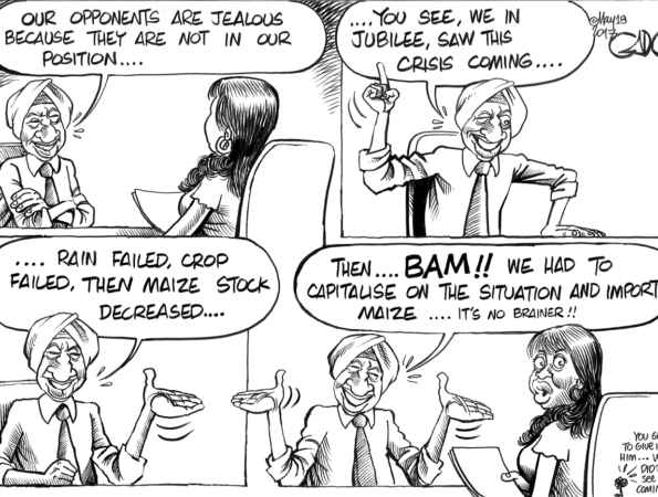 The Maize Crisis Explained!