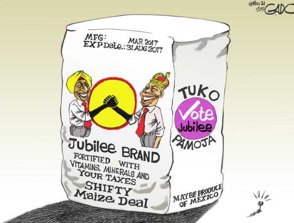 Jubilee Unga