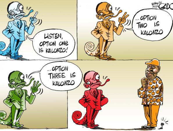 Kalonzo VS Tinga