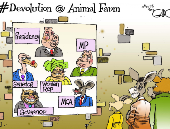 Devolution at Animal Farm