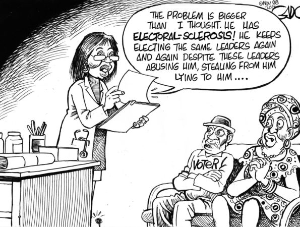 Electoral Sclerosis!