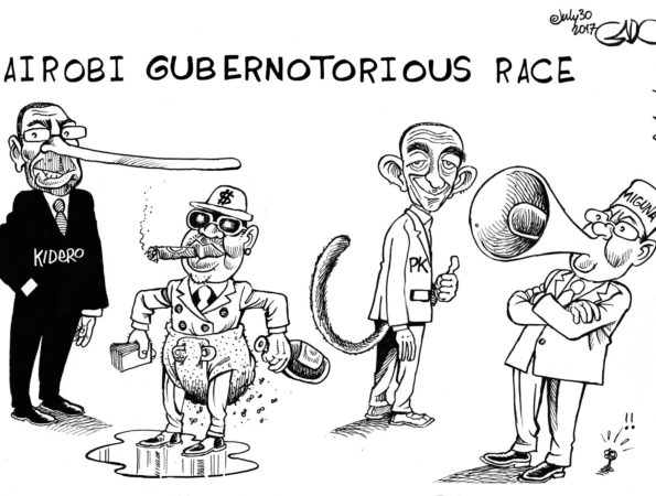 Nairobi GuberNotorious Race