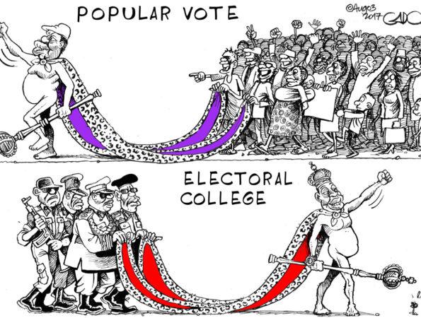 Popular Vote Vs Electoral Vote