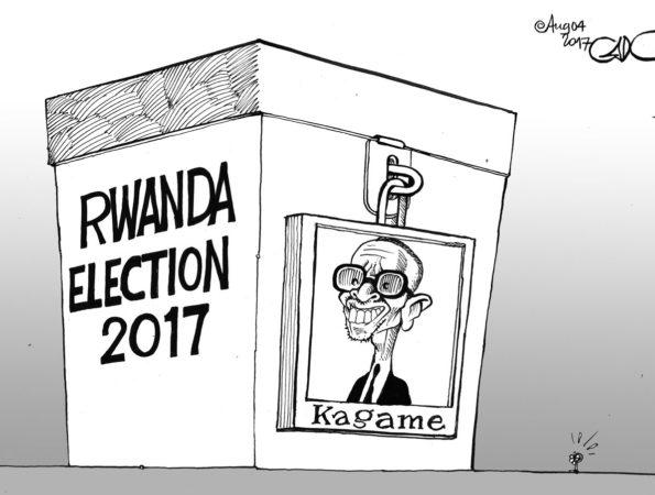 Rwanda Election 2017