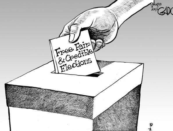 Kenya 2017 Polls