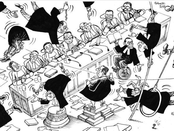 Supreme Court Circus