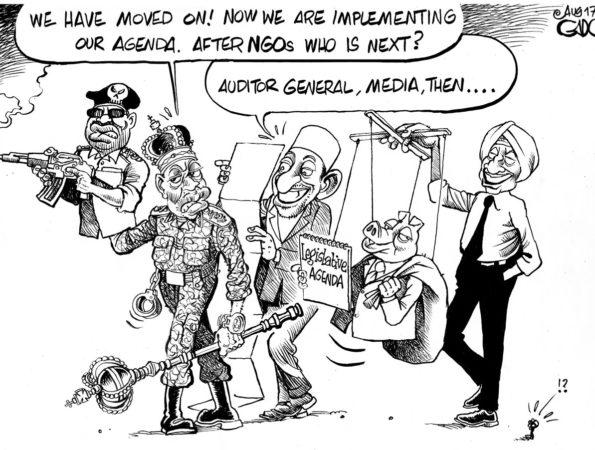Implementing Jubilee Agenda