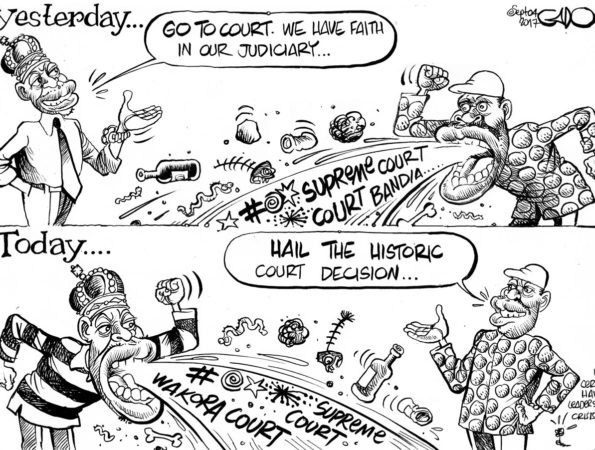 Supreme Court – Yesterday and Today