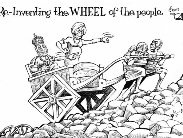 Re-Inventing the WHEEL of the People