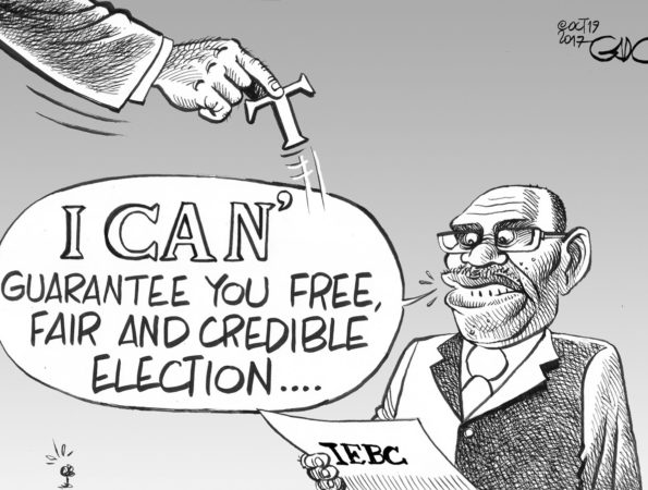 IEBC and the Repeat Polls…!