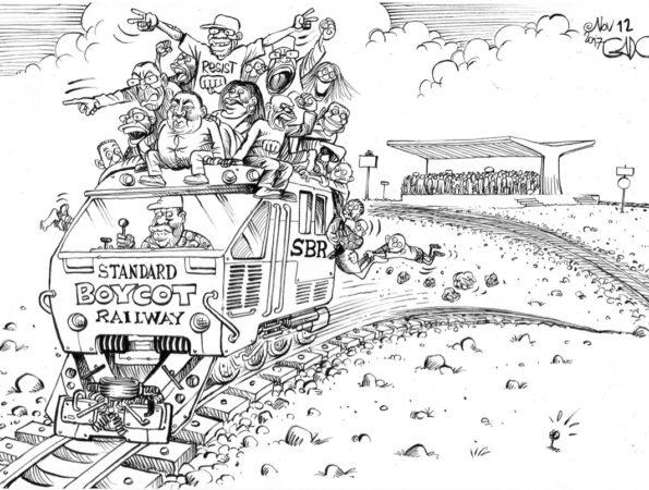 Standard Boycott Railway