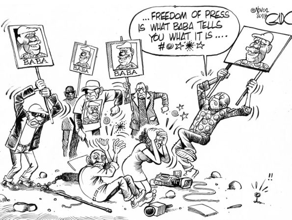 Baba and Free Media