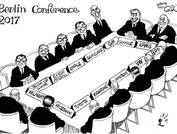 The Berlin Conference 2017
