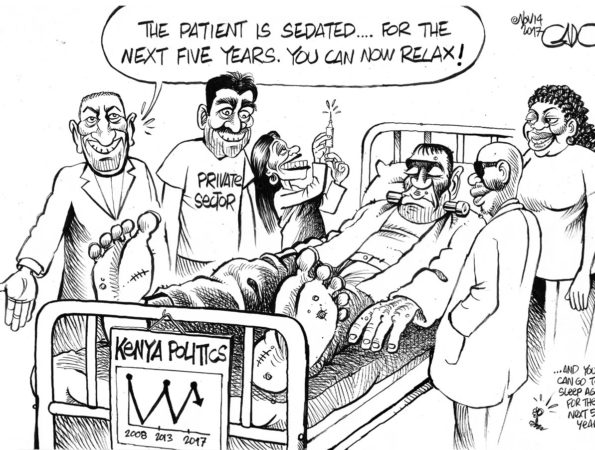 Private Sector and Kenya Politics