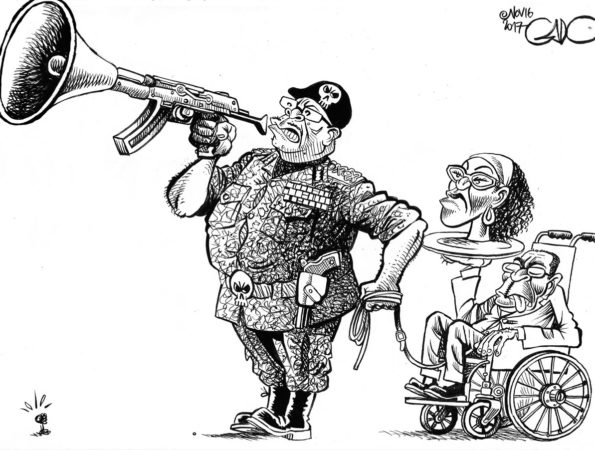 The Coup in Zimbabwe