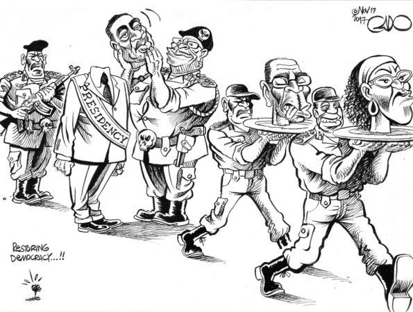 Restoring Democracy in Zimbabwe!